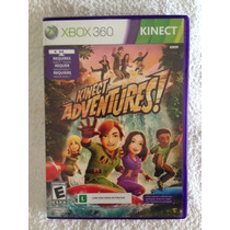 Jogo Original Xbox 360: Kinect Adventures!