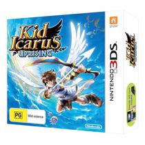 Kid Icarus Uprising Nintendo 3ds Original Semi Novo