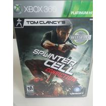 Jogo Original Xbox 360 Tom Clancy
