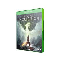Jogo Dragon Age Inquisition Xbox One Original Lacrado