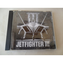 Jetfighter 3 - Jogo De Avião 1996 - Pc Cd Rom