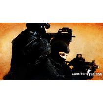 Jogos Counter Striker Go + Cs Source + Cs 1.6 + Cs Condition