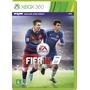 Fifa 16 - Xbox 360 Midia Fisica Lacrado Original Portugues