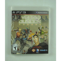 Young Justice Legacy / Play 3 - Original E Completo!