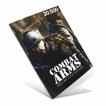 Combat Arms - Cartão De 20.500 Cash - Level Up - Imediato!