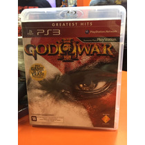 Jogo God Of War 3 Playstation 3 Mídia Física, Original