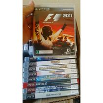 F1 2011 - Ps3 Jogo Em Midia Fisica Usado