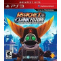 Jogo Novo Ratchet E Clank Tools Of Destruction Playstation 3