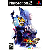 Patch The King Of Fighters Maximum Impact 2 Ps2 Frete Gratis