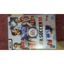 Fifa Soccer 10 Pc-dvd Rom