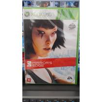 Mirrors Edge Le Parkour Xbox 360 X360 Midia Fisica Lacrado