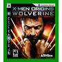 X-men Origins: Wolverine Ps3 Lacrado + Frete Grátis