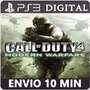 Call Of Duty 4 Modern Warfare Ps3 Código Psn Original