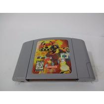 Blast Corps - Jogo De Nintendo 64 Original