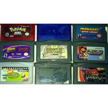 Fitas Nintendo Game Boy Advance Sp Micro Ds Lite R$15,00