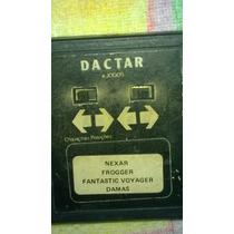 Fita Multijogos 4 Games Atari 2600 Dactar Apenas Por R$65,00
