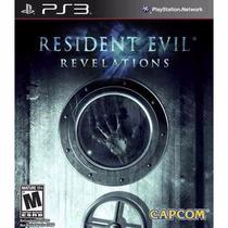 Resident Evil Revelations - Ps3 - Lacrado E Novo - Curitiba