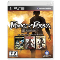 Jogo Prince Of Persia Trilogy - Playstation 3 (ps3)