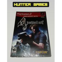 Resident Evil 4 Greatest Hits *** Original*** Novo, Ps2, Ps3