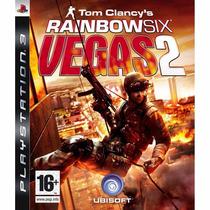 Tom Clancys Rainbow Six Vegas 2 Frete Grátis Sdgames Play 3