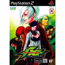Jogo Ps2 - The King Of Fighters 11