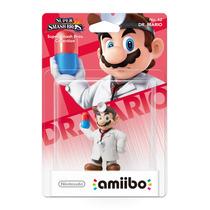 Amiibo Dr Mario Super Smash Bros New Nintendo 3ds E Wii U