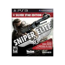Jogo Sniper Elite V2: Silver Star Edition - Ps3 505 Games