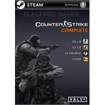 Counter Strike Complete - Pc - Original