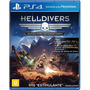 Helldivers: Edição Final Do Super Earth - Ps4 | Mídia Fisica