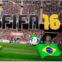 Fifa 16 Pré Venda Ps3 Psn + Brinde