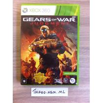 Gears Of War Judgment - Xbox 360 - Original