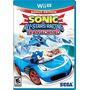 Sonic All-star Racing Transformed Nintendo Wii U E-sedex