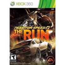 Need For Speed The Run - Novo Lacrado - Oferta