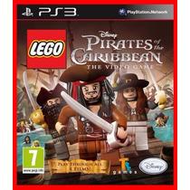 Lego Piratas Do Caribe Ps3 Psn Portugues Br Promocao!!