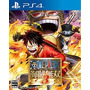 One Piece Pirate Warriors 3 Ps4 Primária (conta Psn)!