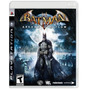 Jogo Batman: Arkham Asylum Para Playstation 3 (ps3)