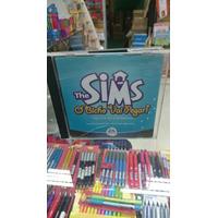 Jogo The Sims 1 Expansão O Bicho Vai Pegar 2 Cds Original