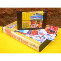 Marvel Land - Genesis - Completo - 1989 - Raro !!!