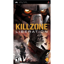 Killzone Liberation Jogo Psp - Lacrado - Novo - Pr. Entrega