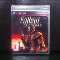 Fallout New Vegas - Ps3 - Lacrado