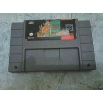 King Of Dragon Super Nintendo