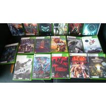 Jogos Originais De Xbox 360 Novos E Semi Novos(sem Arranhõe)