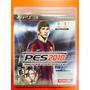 Jogo Pes 2010 Playstation 3 Em Português, Novo