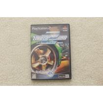 Need For Speed Underground 2 Jpn Original Playstation 2 Ps2