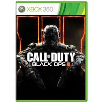 Call Of Duty: Black Ops 3 - Xbox 360 Midia Fisica