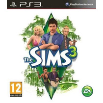 The Sims 3 - Ps3 - Original Lacrado