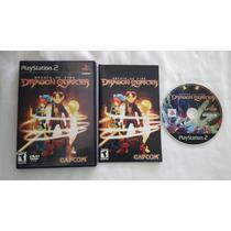 Breath Of Fire Dragon Quarter Playstation 2 Original Ntsc