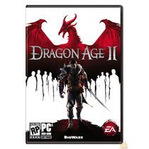 Dragon Age Ii 2 - Pc Novo Original Lacrado Mídia Física