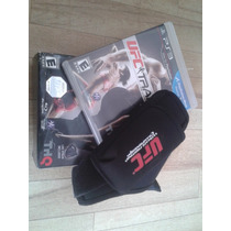Jogo Ufc Trainer The Ultimate Fitness System - Original Ps3
