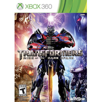 Transformers: Rise Of The Dark Spark - Xbox 360 - Nacional!